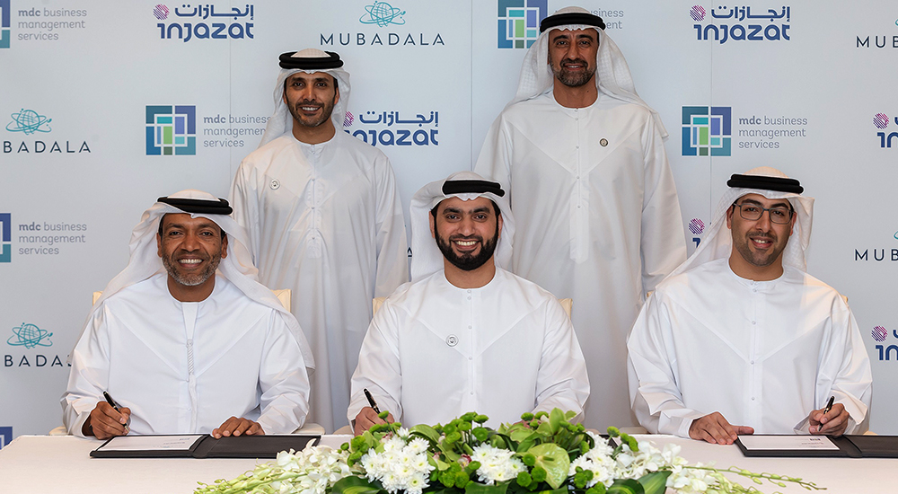 Injazat to host hybrid cloud platform for Abu Dhabi's Mubadala group companies