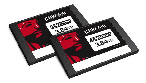 Kingston Technology launches new Data Center 500 Series SSDs