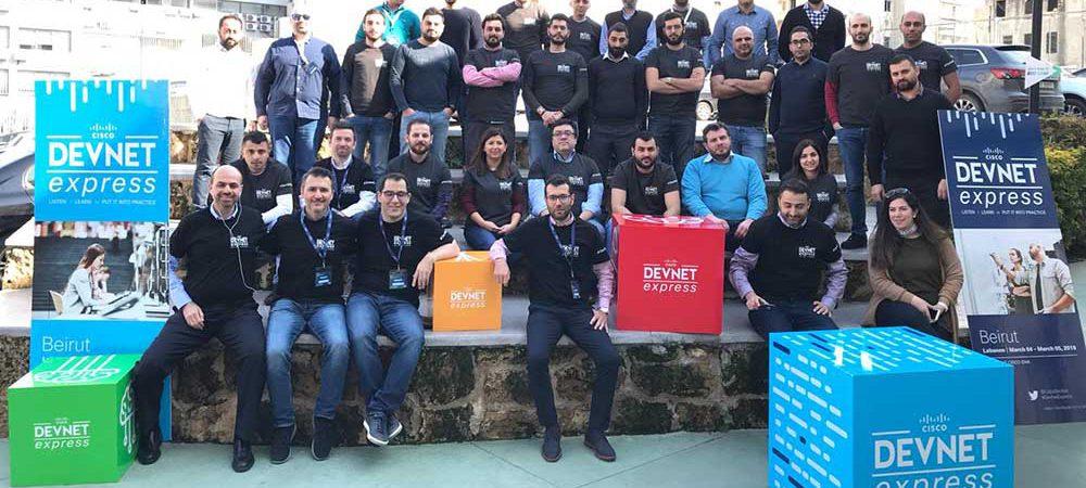 Cisco expands DevNet Express into Lebanon to help businesses grow