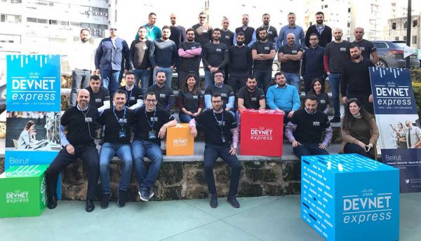 Cisco expands DevNet Express into Lebanon to help businesses grow