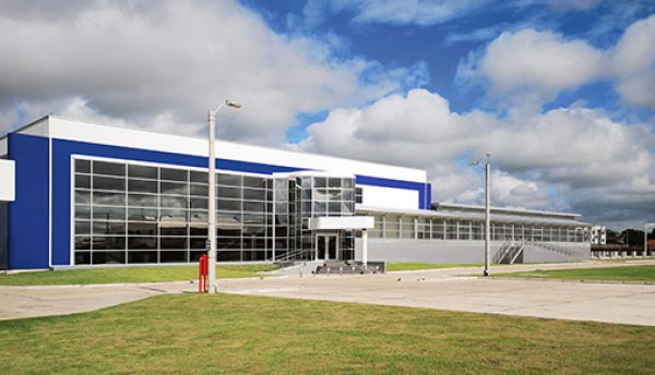 Flexenclosure delivers new eCentre data centre for Tigo Business