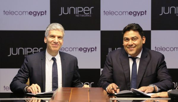 Telecom Egypt and Juniper Networks to build network for residential
