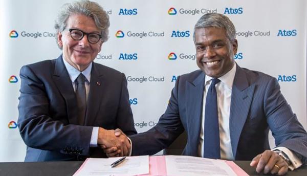 Atos expands strategic partnership with Google Cloud