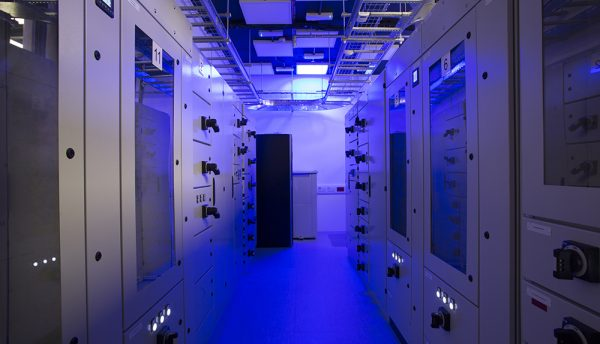 Eaton and Amdocs collaborate to create efficient data centre