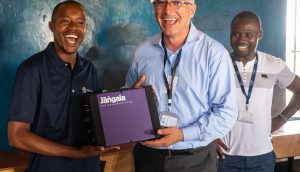 Lenovo partners with Jangala to connect education centres for refugees