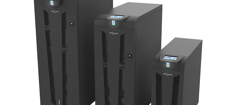 New Sentryum system from Riello UPS combines flexibility with efficiency