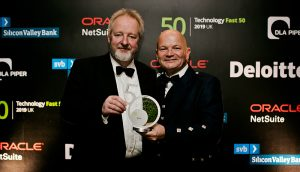 Iceotope recognised as one of the fastest growing technology companies in the UK