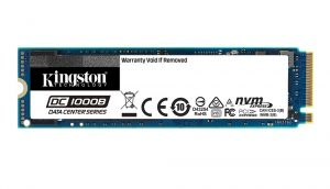 Kingston Technology releases enterprise-grade data centre NVMe SSD Boot Drive