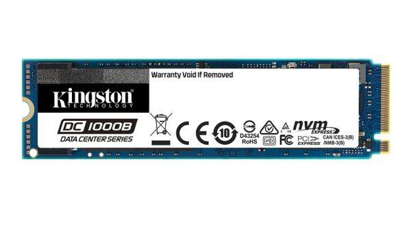 Kingston Technology releases enterprise-grade data centre NVMe SSD Boot Drive