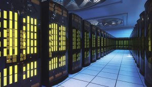 How can a data centre's design contribute to optimum performance?