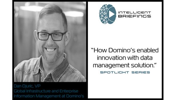 Domino's gets a taste of innovation with Pure Storage