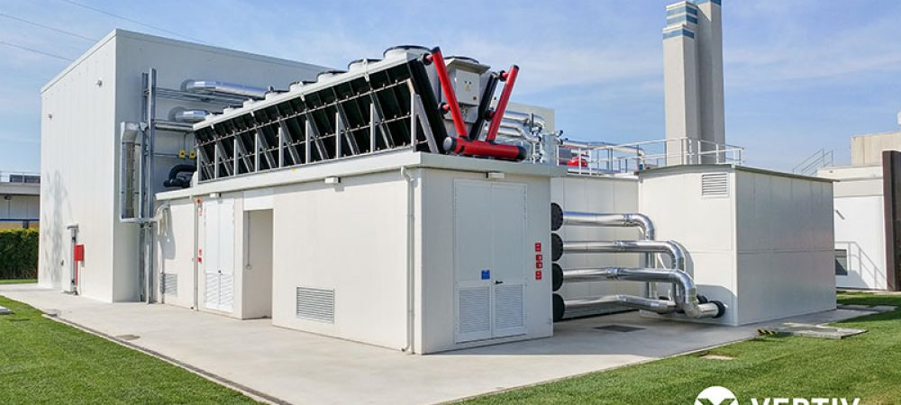 Vertiv ranked as global leader in rapidly evolving data centre cooling market