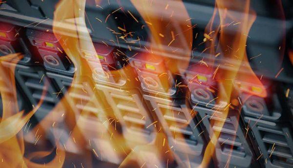 Fire destroys OVHcloud Strasbourg data centre