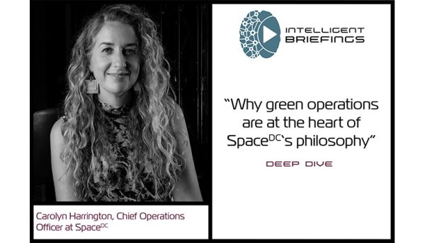 Why being green is at the heart of SpaceDC's journey to success